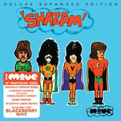 Shazam by The Move Enhanced, Import edition (2007) Audio CD
