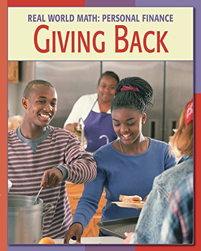 Giving Back (21st Century Skills Library: Real World Math) (English Edition)