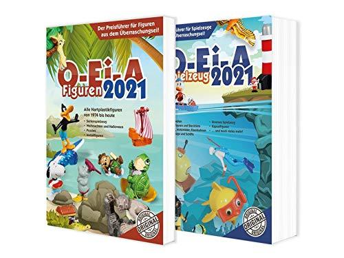 Das O-Ei-A 2er Bundle 2021 - O-Ei-A Figuren und O-Ei-A Spielzeug im Doppel mit 4,00 € Preisvorteil gegenüber Einzelkauf!