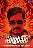 Singham (2011) (New Action Hindi Film / Ajay Devgn / Bollywood Movie / Indian Cinema DVD)