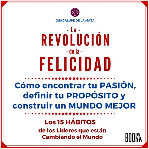 La Revolución de la Felicidad [The Revolution of Happiness] cover art