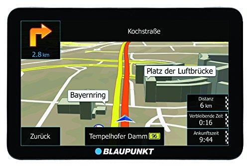 Blaupunkt TravelPilot 43² CE LMU Navi 10.7cm 4.3 Zoll Zentraleuropa
