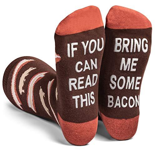 Lavley - Mens Novelty Socks - Funny Novelty Dress Socks For Men...