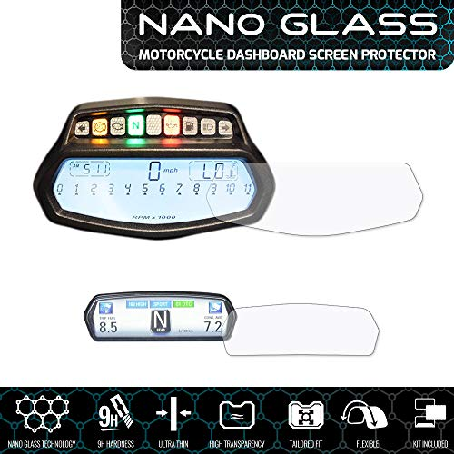 Speedo Angels Nano Glass Protecteur d'écran pour DIAVEL (2011+)