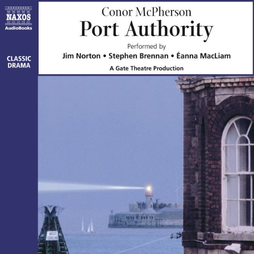Port Authority audiobook cover art