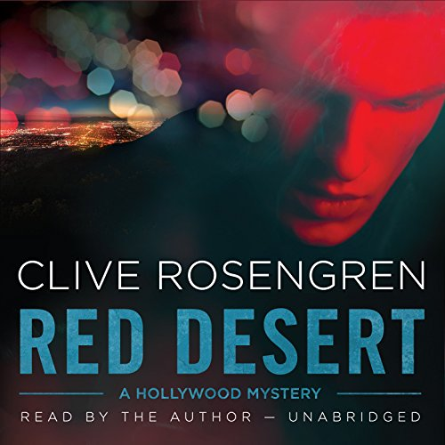 Red Desert audiobook cover art