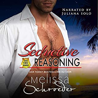 Seductive Reasoning audiobook cover art