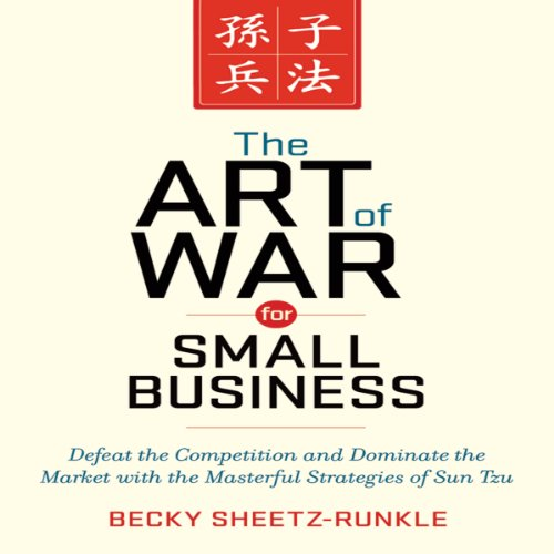 The Art of War for Small Business audiobook cover art