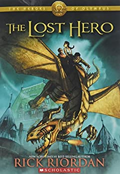 Paperback The Heroes of Olympus the Lost Hero Book