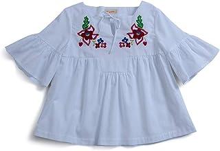 Blusa Horizonte Branco - Infantil