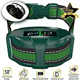 Best Bark Collar For Big Dogs - [Upgraded 2020] Bark Collar Professional Dual Vibration Motor Review