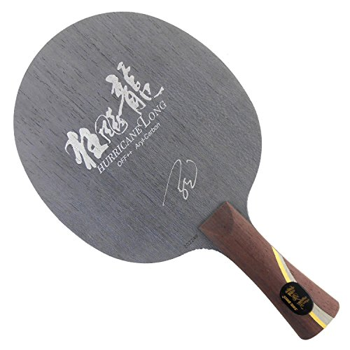 Review Of DHS Hurricane FL Long Table Tennis Blade