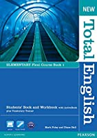 New Total English Elementary Split Edition Student Book A with DVD/ActiveBook CD-ROM and Workbook with Audio CD