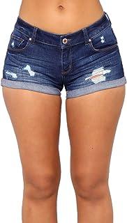 a1c6d17eddb3 Amazon.es: Flairstar - Pantalones cortos / Mujer: Ropa