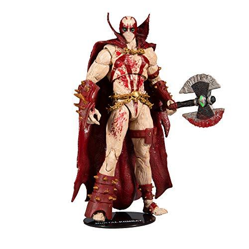 Mortal Kombat 4 Figura de acción Spawn Bloody 18 cm, Multicolor, Talla única, 11024-1