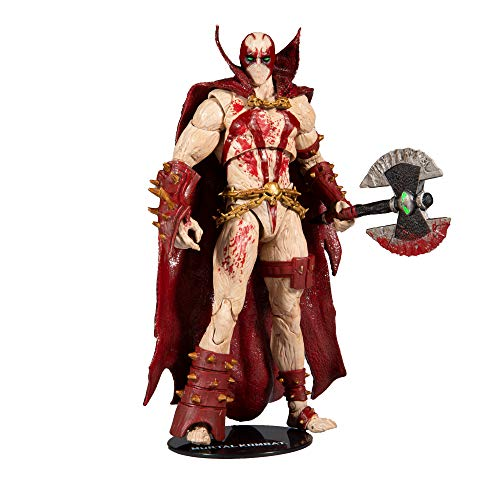 McFarlane Toys Mortal Kombat 4 Action Figure Spawn Bloody 18 cm Figuren
