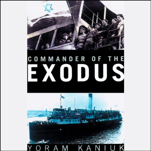 Commander of the Exodus  Audiolibri