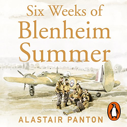 Couverture de Six Weeks of Blenheim Summer