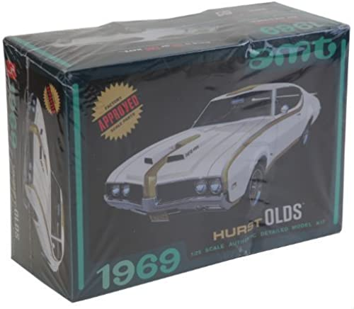 1 25 '69 Hurst Olds CutlassPC) by AMT