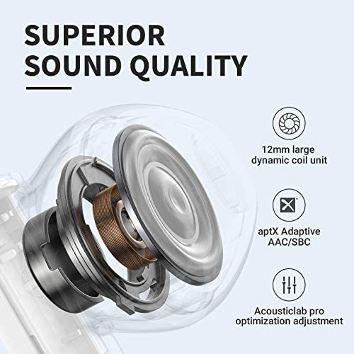Haylou Moripods, Wireless Earbuds Bluetooth V5.2