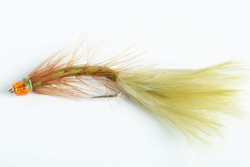 Blue Wing Olive Pumpkinhead Attention brand Outlet sale feature Fly Wet 6-Pack