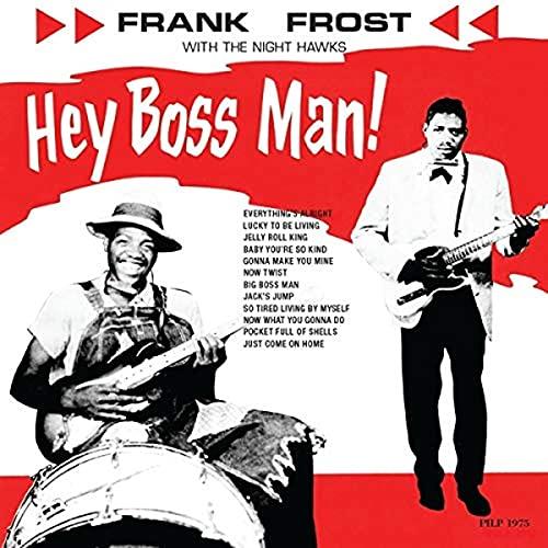 Hey Boss Man