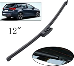 kia ceed windscreen wiper size