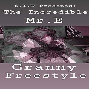 Granny Freestyle