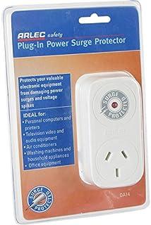 DA14 ARLEC Plug in Power Surge Protector Arlec,