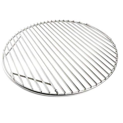 onlyfire Barbecue Stainless Steel Cooking Grate for Kamado Grill Like Large Big Green Egg, Kamado...