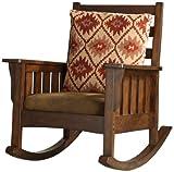 Furniture of America Oria Chair, Brown