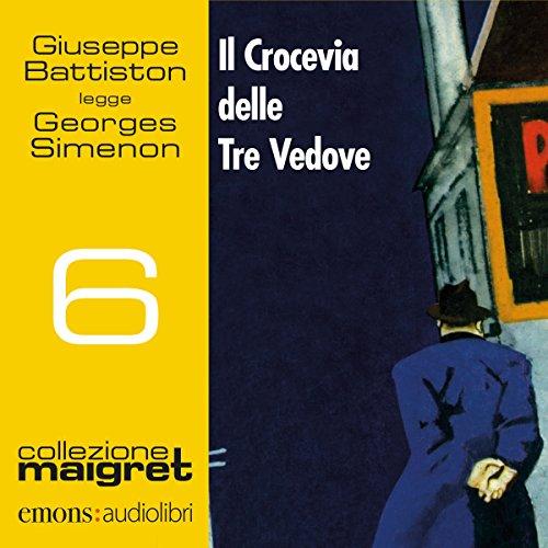 Il Crocevia delle Tre Vedove audiobook cover art