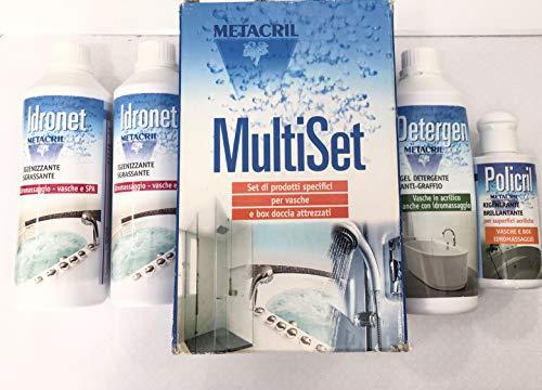 teuco Set kompatible spezielle für die Wartung von Badewannen Whirlpools