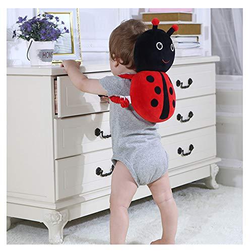 BulzEU Baby Kopfschutz Kissen Schulter Rücken Säugling Sicherheit Pad für Kleinkind Kinder Kinder Walking Krabbeln Laufen - Verhindert Kopfverletzungen - Widerstandskissen
