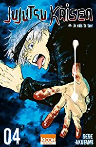 Jujutsu Kaisen Edition simple Tome 4