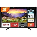 Smart TV LED 40' Full HD Panasonic, Conversor Digital, 2 HDMI, 1 USB, Bluetooth, Wi-Fi - TC-40FS600B