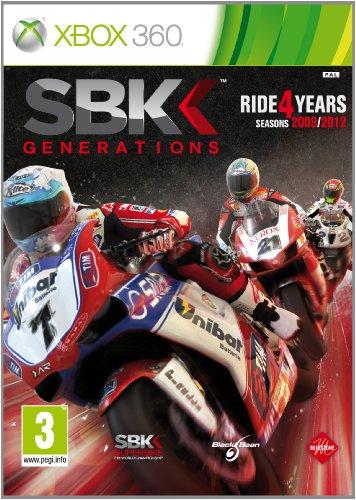 SBK Generations (Xbox 360) [Edizione: Regno Unito]