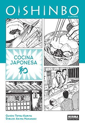 OISHINBO A LA CARTE 01. COCINA JAPONESA (Seinen - Oishinbo A La Carte)