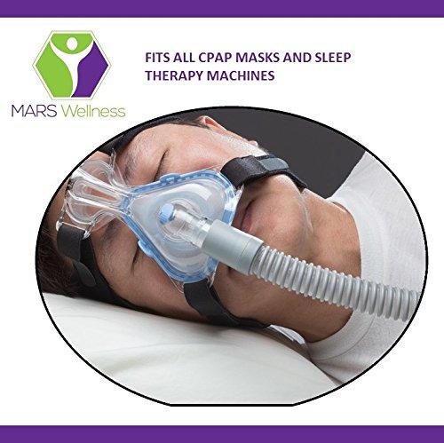 "Premium Universal CPAP Tubing Hose 96"" - CPAP Tube (2 Pack)"
