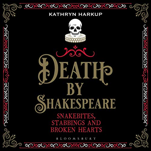 Death by Shakespeare cover art