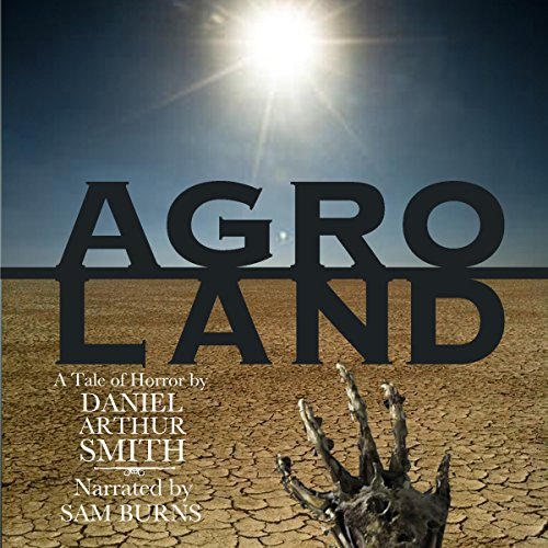 Agroland audiobook cover art