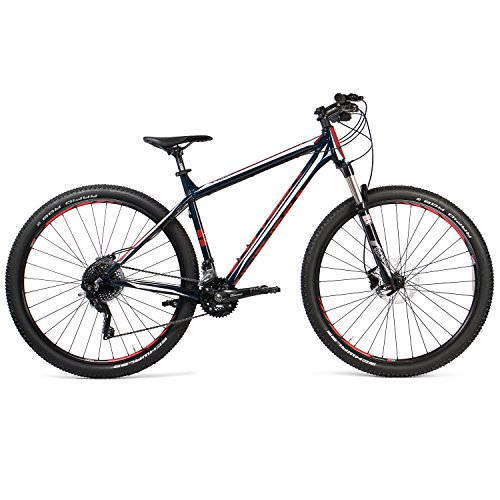 Univega Herren Summit 6.0 Fahrrad, Royalblue, 50