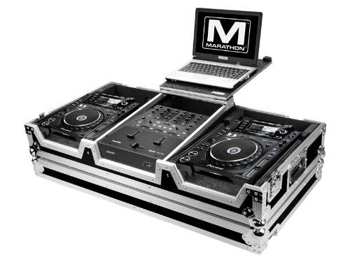 Why Should You Buy Marathon DJ Case, Black, 10X45X21 (MA-CDJ2KRN61WLT)
