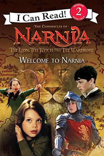The Lion, the Witch and the Wardrobe: Welcome to Narnia (I Can Read Level 2)の詳細を見る