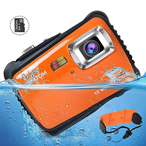12MP Kids Underwater Digital...