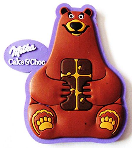 Milka - Cake & Choc - Magnet - Motiv Mama Bear
