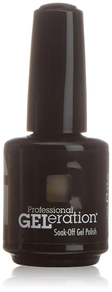 の間でに負ける渦ジェレレーションカラー GELERATION COLOURS 719 モナーキー 15ml UV/LED対応 ソークオフジェル