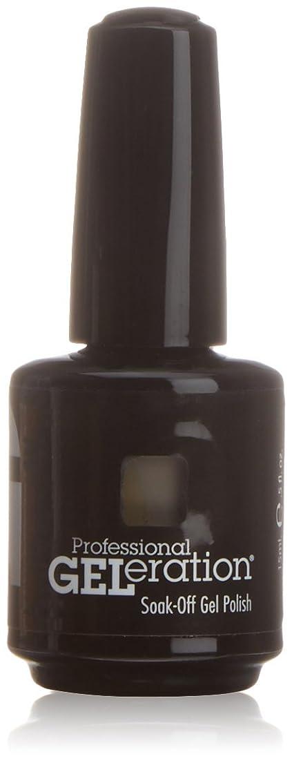 勤勉可愛い最終的にジェレレーションカラー GELERATION COLOURS 719 モナーキー 15ml UV/LED対応 ソークオフジェル