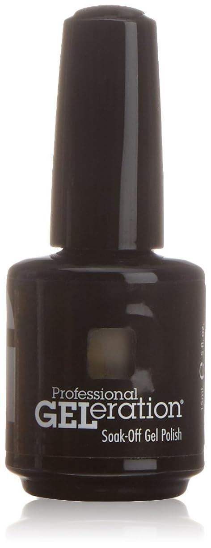 塗抹是正する星ジェレレーションカラー GELERATION COLOURS 719 モナーキー 15ml UV/LED対応 ソークオフジェル