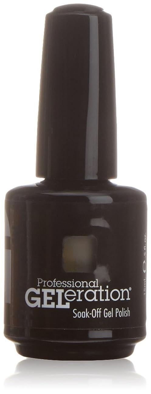 ギャロップ鼓舞する浅いジェレレーションカラー GELERATION COLOURS 719 モナーキー 15ml UV/LED対応 ソークオフジェル